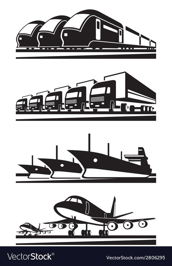 Large cargo transportation