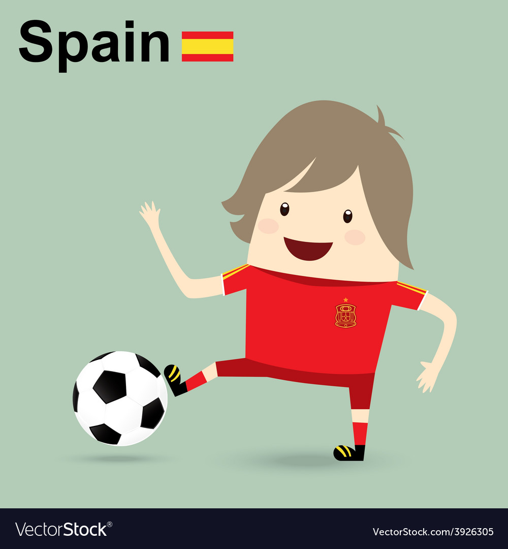 Spain national football team businessman happy is