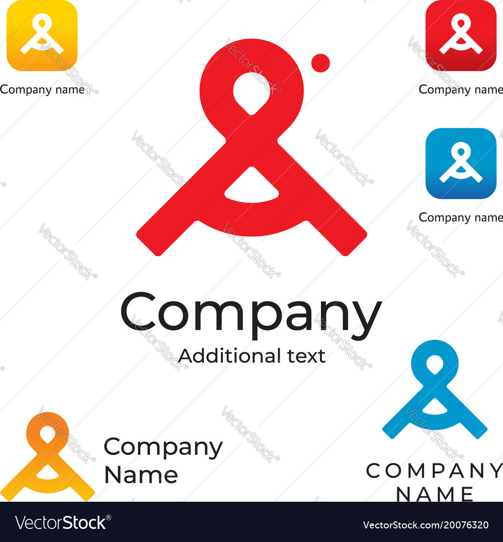 Dividers modern logo design and construction