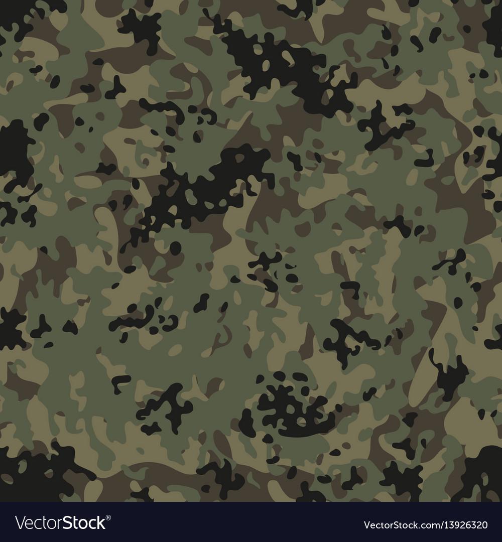 Modern flectarn camouflage seamless patterns