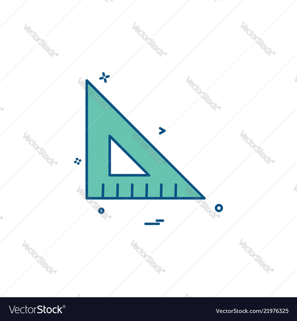 Geometry icon design