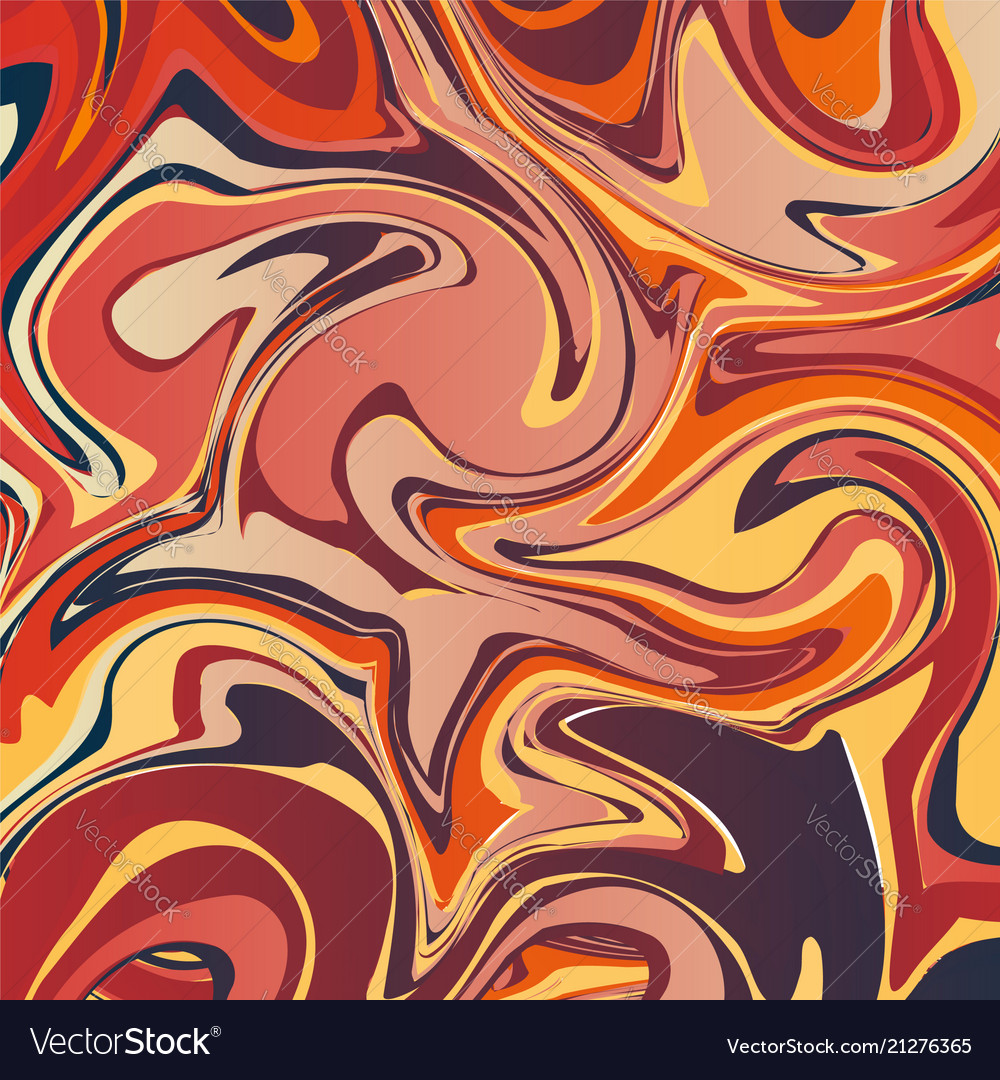 Marbling texture design for poster brochure