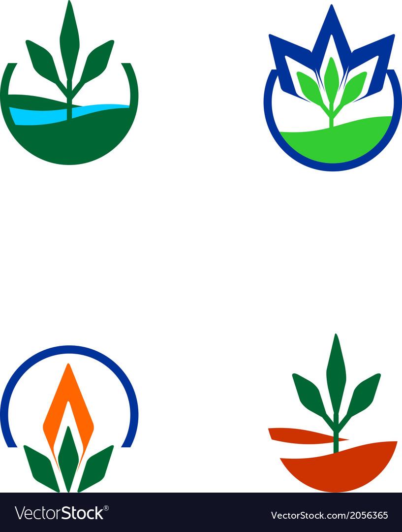 Organic and welfare logo