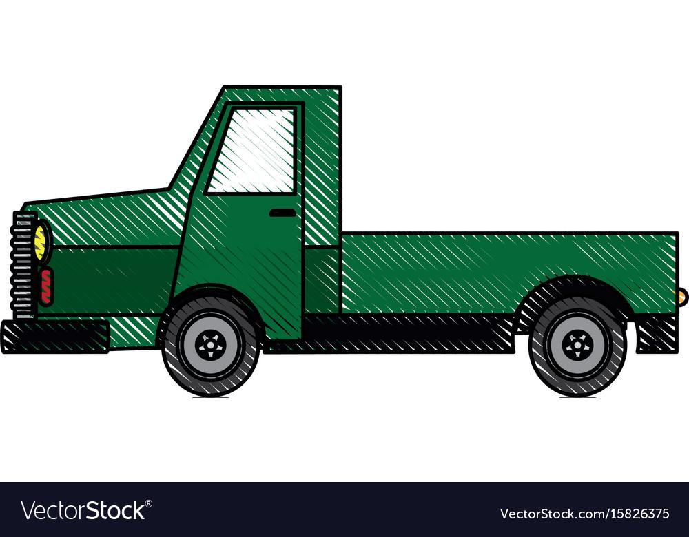Pickup Truck Off Road 4x4 Auto Vehicle Modern Suv