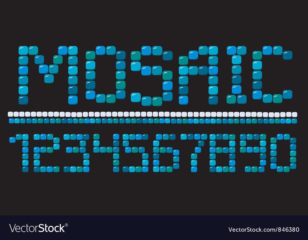 Mosaic numerous