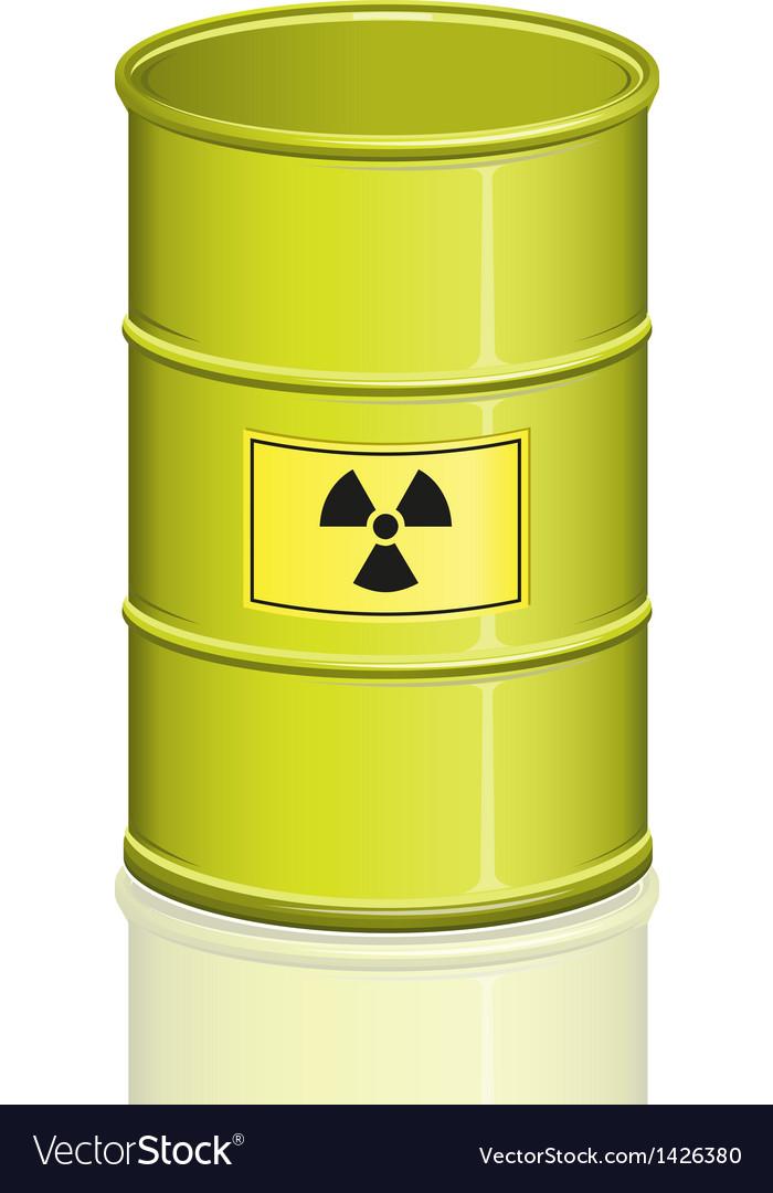 Toxic barrel