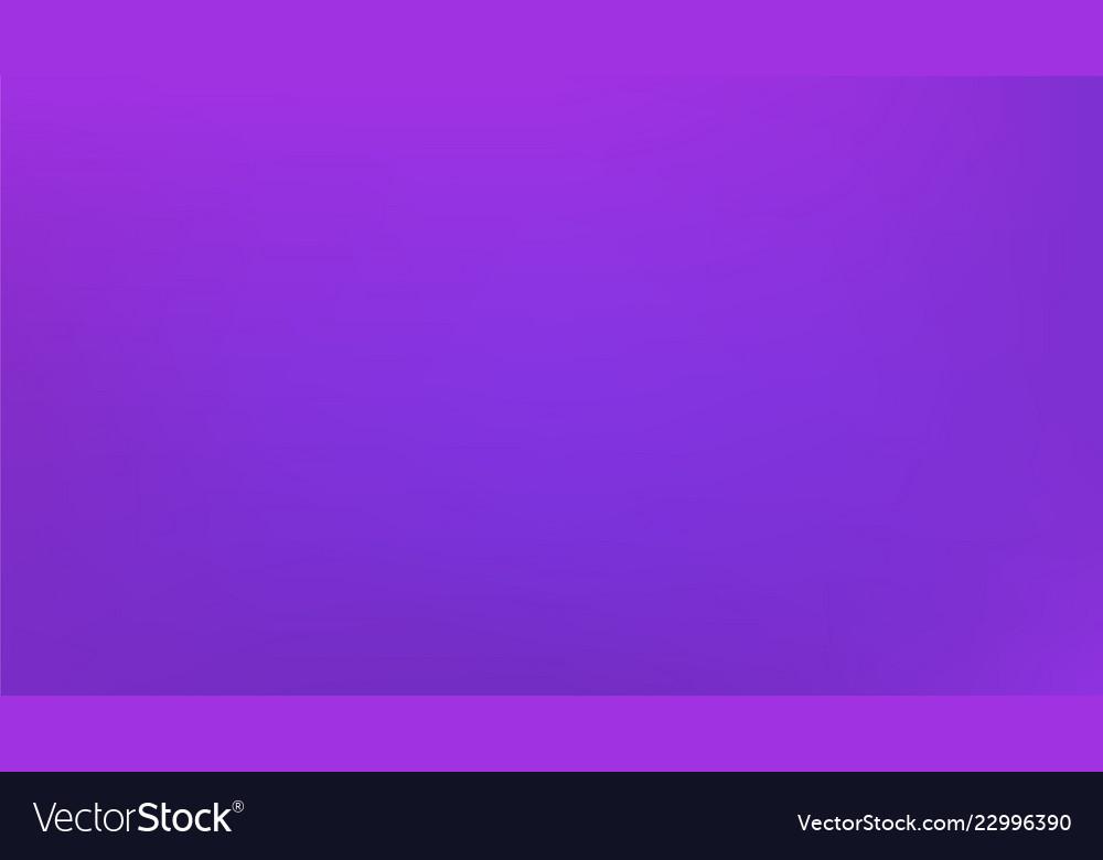Smooth purple backdrop