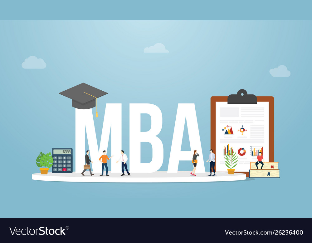 Mba master business administration business