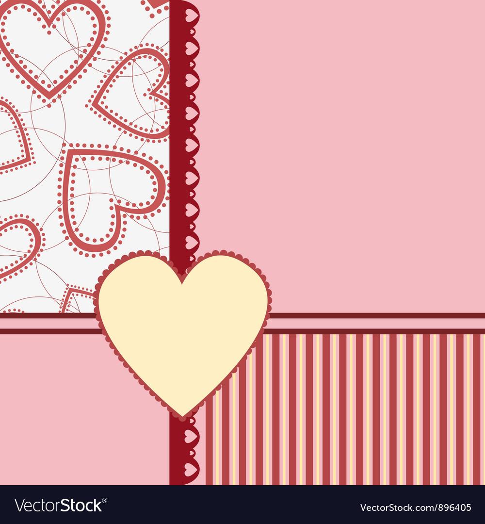 Wedding greetings card royalty free vector image wedding greetings card vector image m4hsunfo