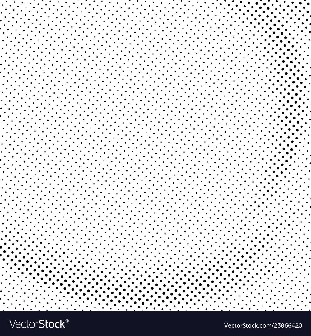 Abstract black halftone pattern element modern
