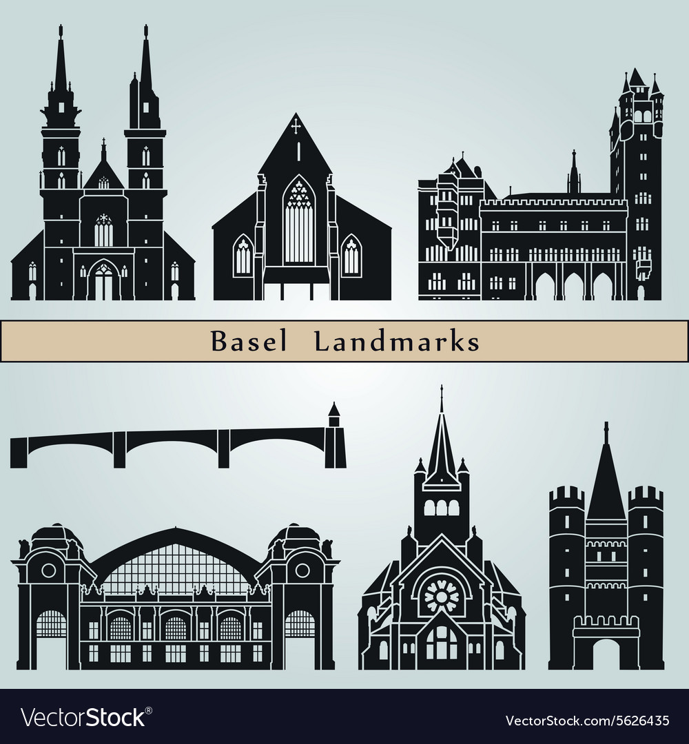 Basel landmarks and monuments