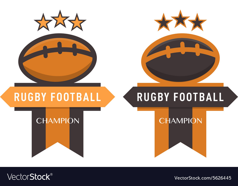 Rugby Football Badge