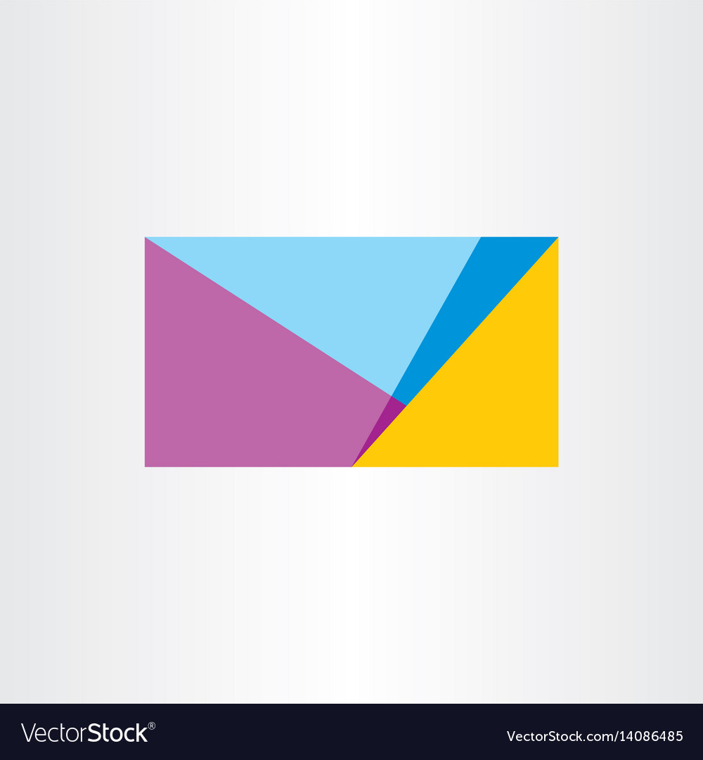Abstract geometric business card background design abstract geometric business card background design vector image colourmoves
