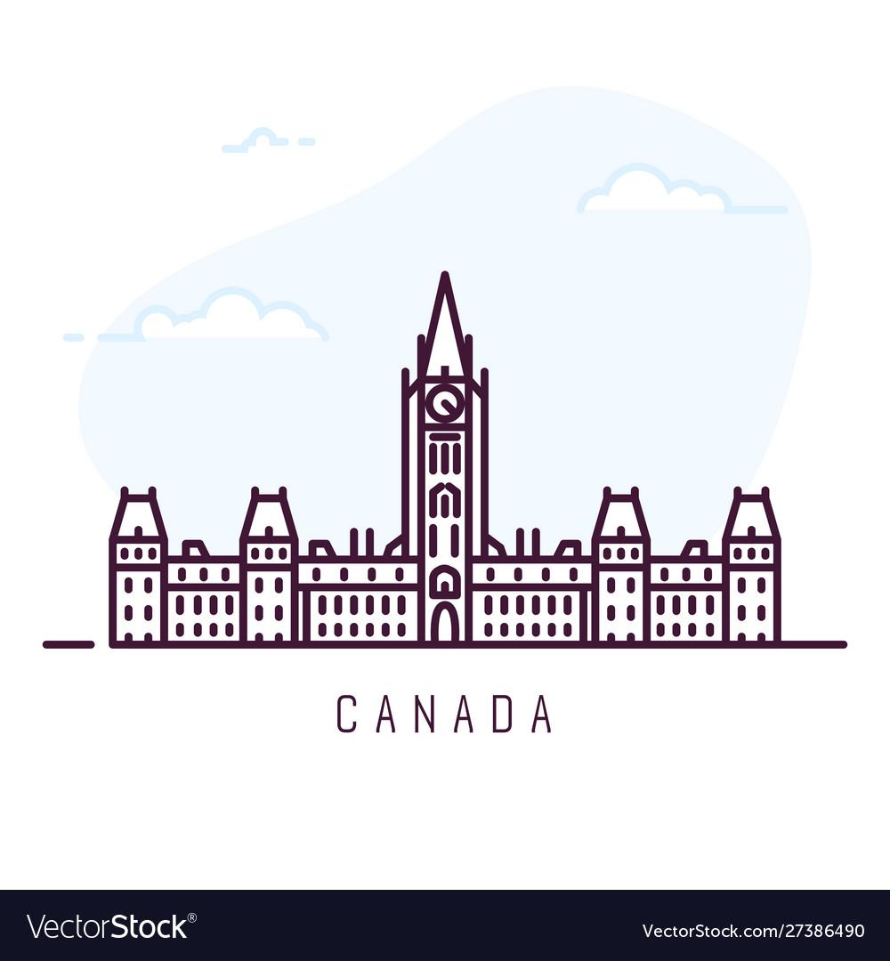 Canada line city