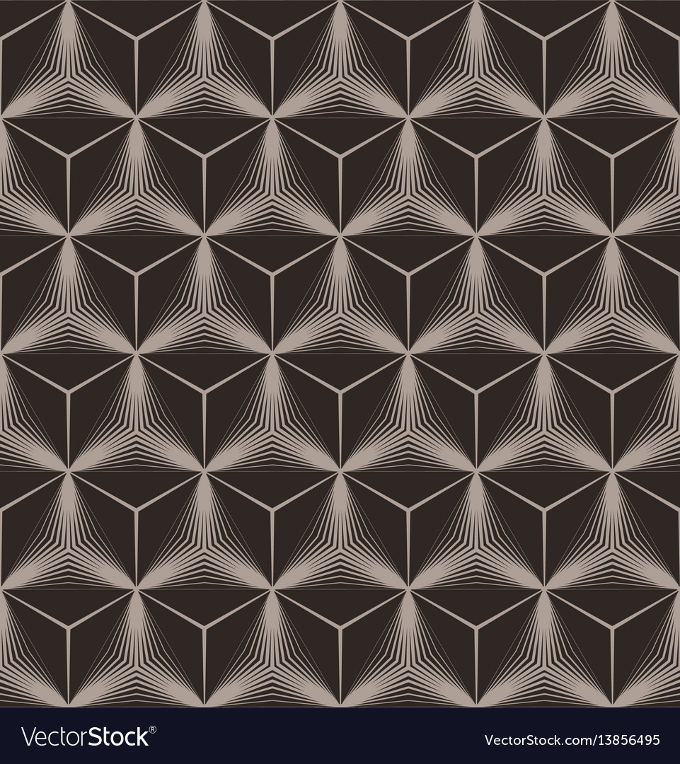 Abstract seamless diamond pattern