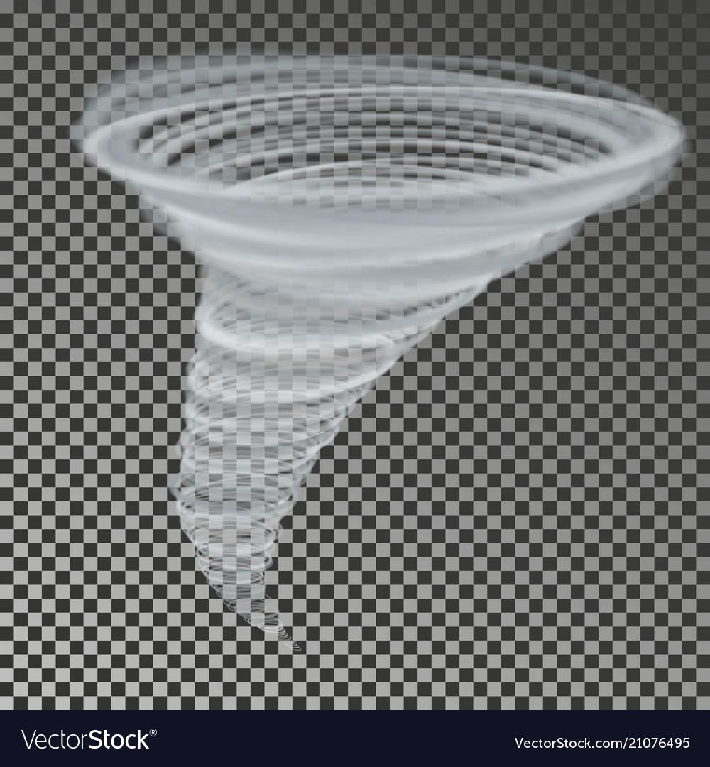 Tornado transparent storm twister swirl s