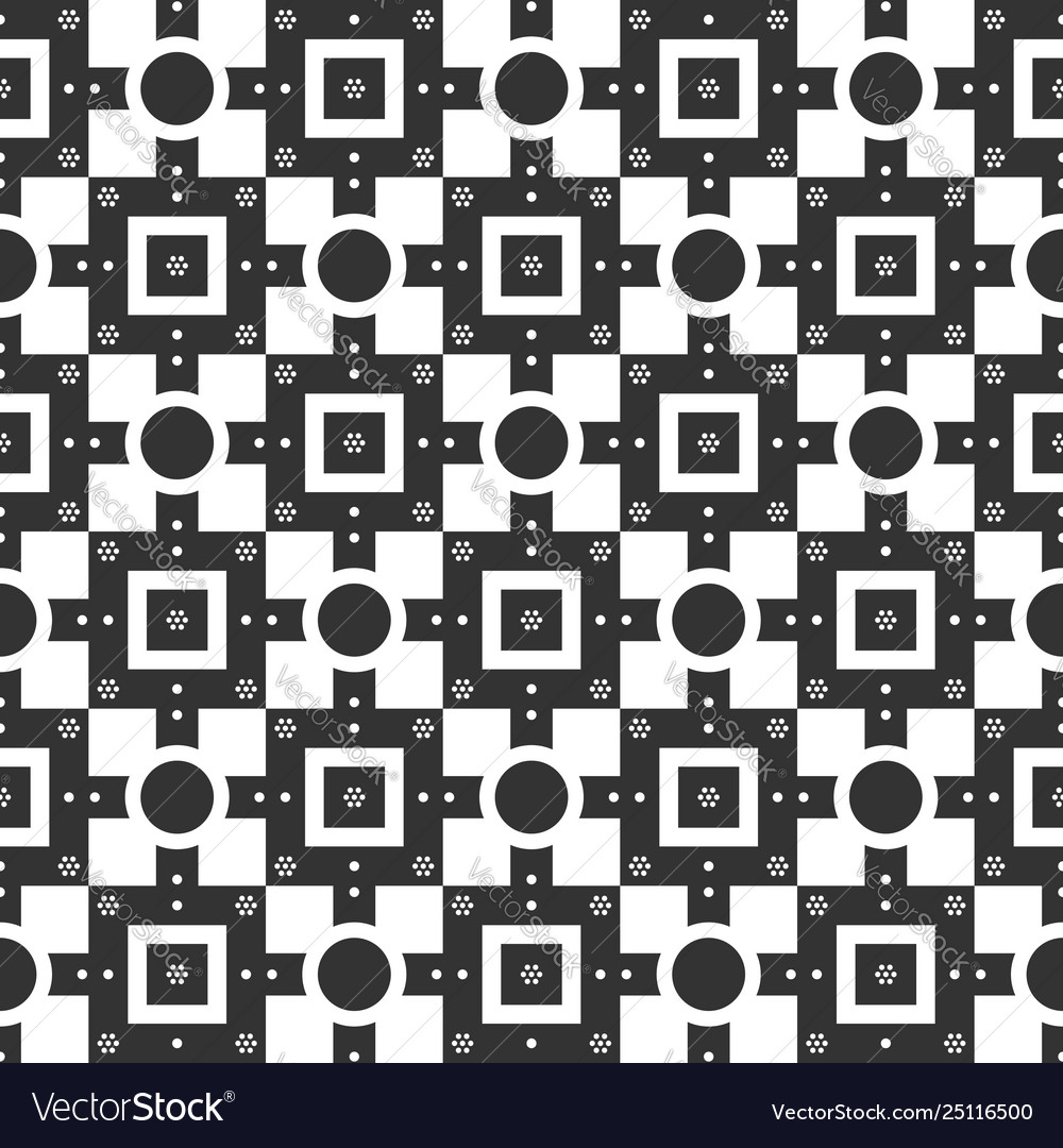 Seamless pattern template background pattern