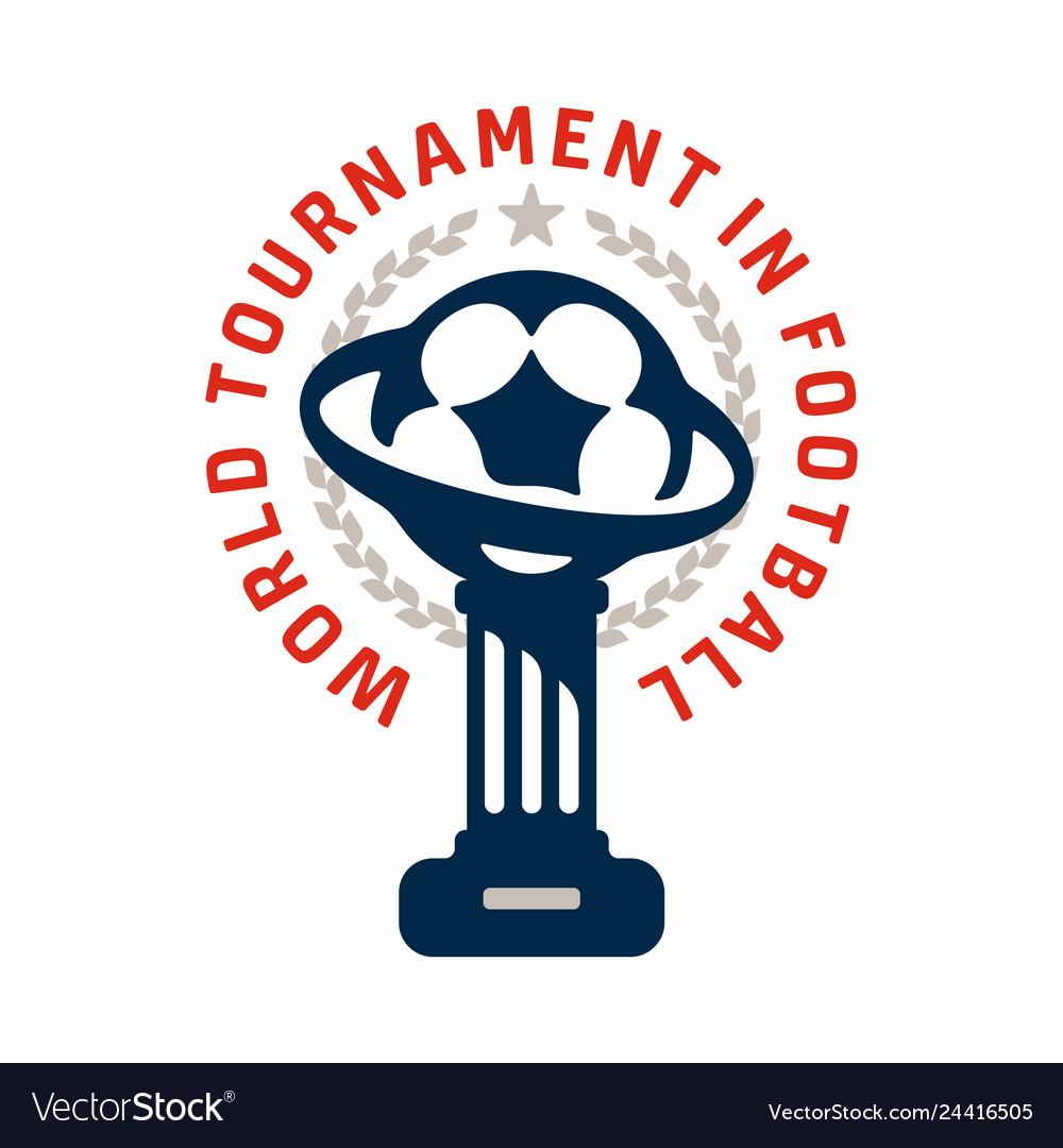 Modern professional emblem world tournament