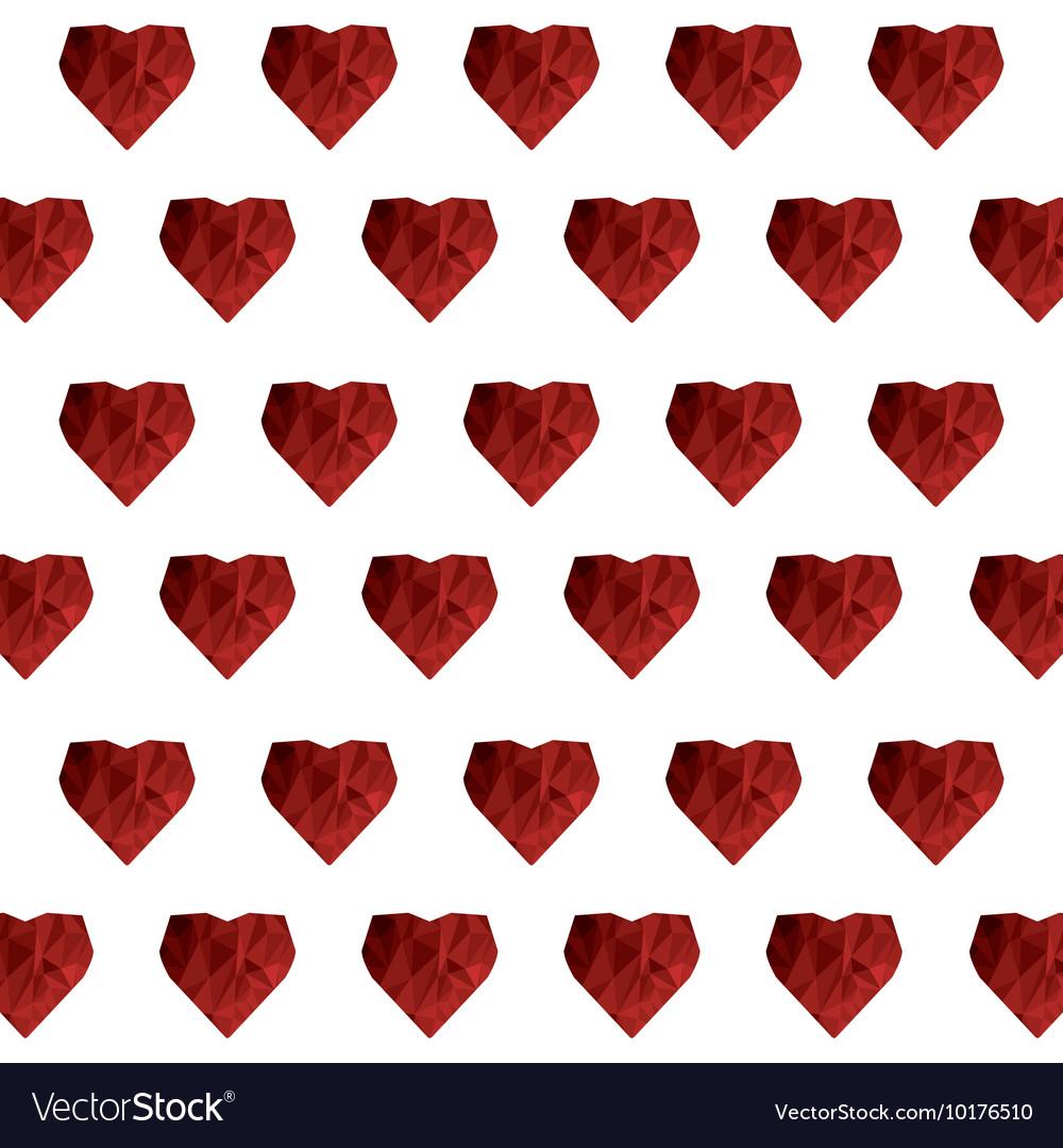 Heart pattern icon