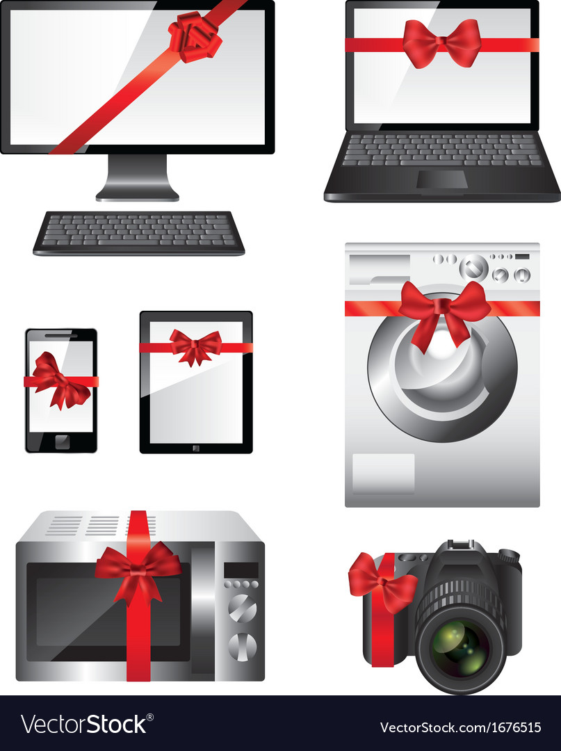 Electronic devices presents