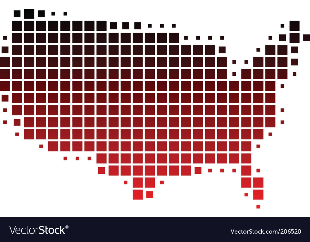 blank map of usa with states. USA; US States; Cities;