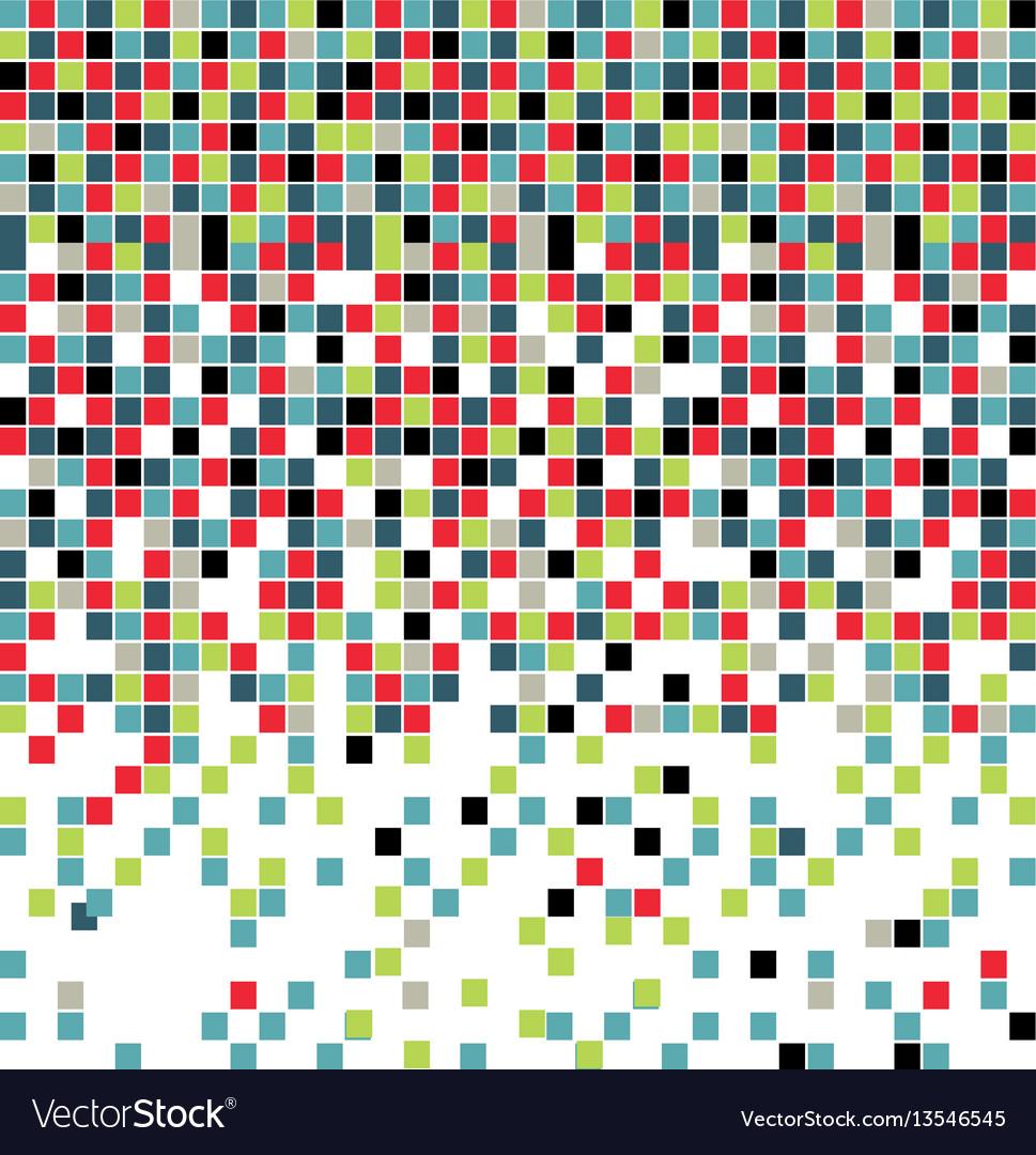 Colores square background icon