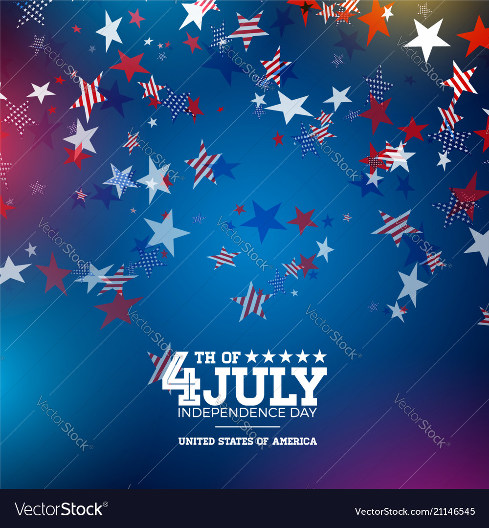 Independence day of the usa
