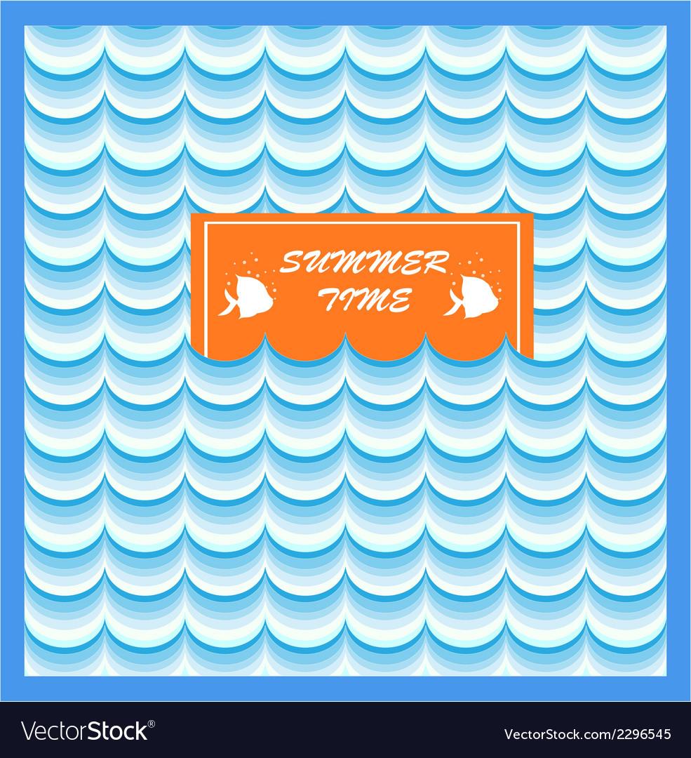 Summer Card Print