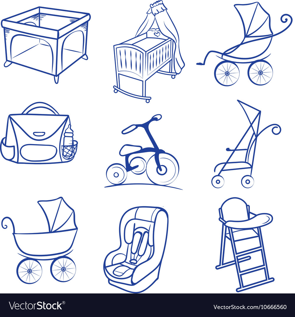 Baby car seat pram bag cradle carriage