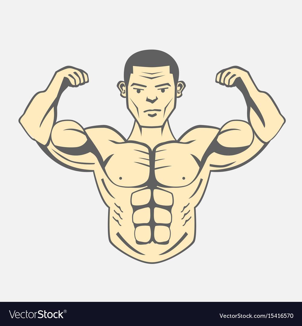 Men bodybuilding fitness lifestyle