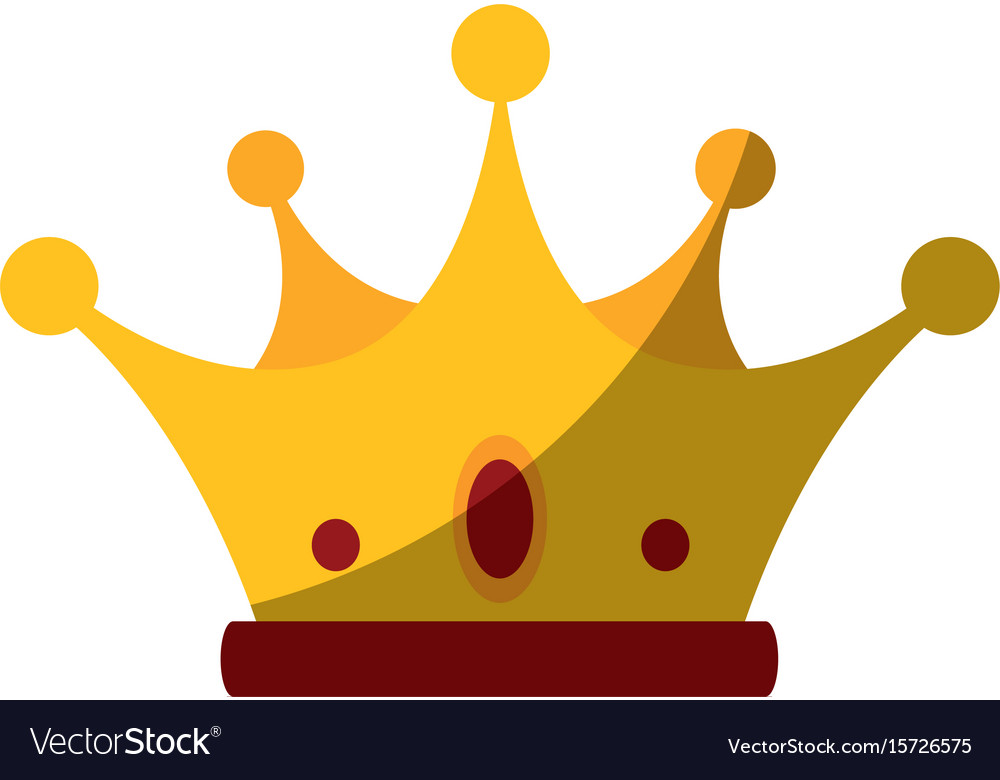 Luxury king crown royalty free vector image vectorstock luxury king crown vector image thecheapjerseys Choice Image