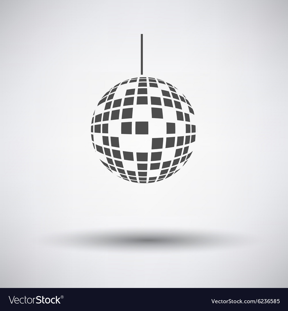 Party Disco Sphere Icon