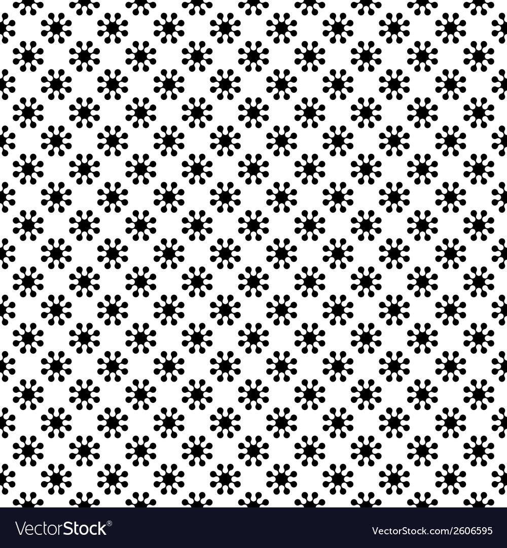 Black Scratched Blotch Seamless Pattern Background
