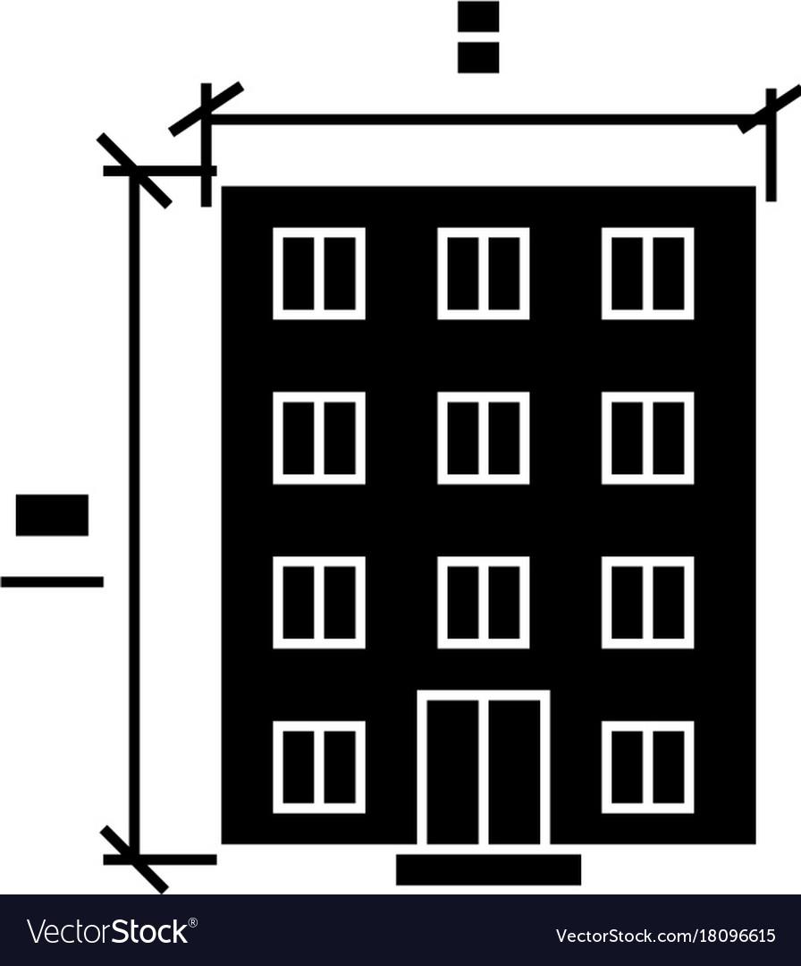 Building - architecture project icon