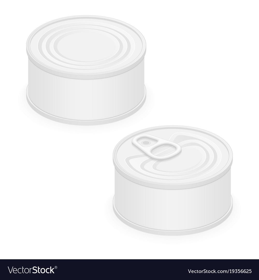 Canned metal packaging