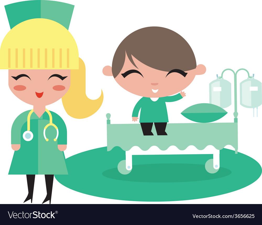 Child kid hospital