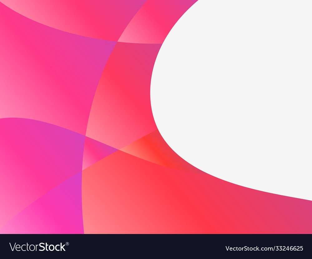 Trendy cover abstract dynamic colors gradient