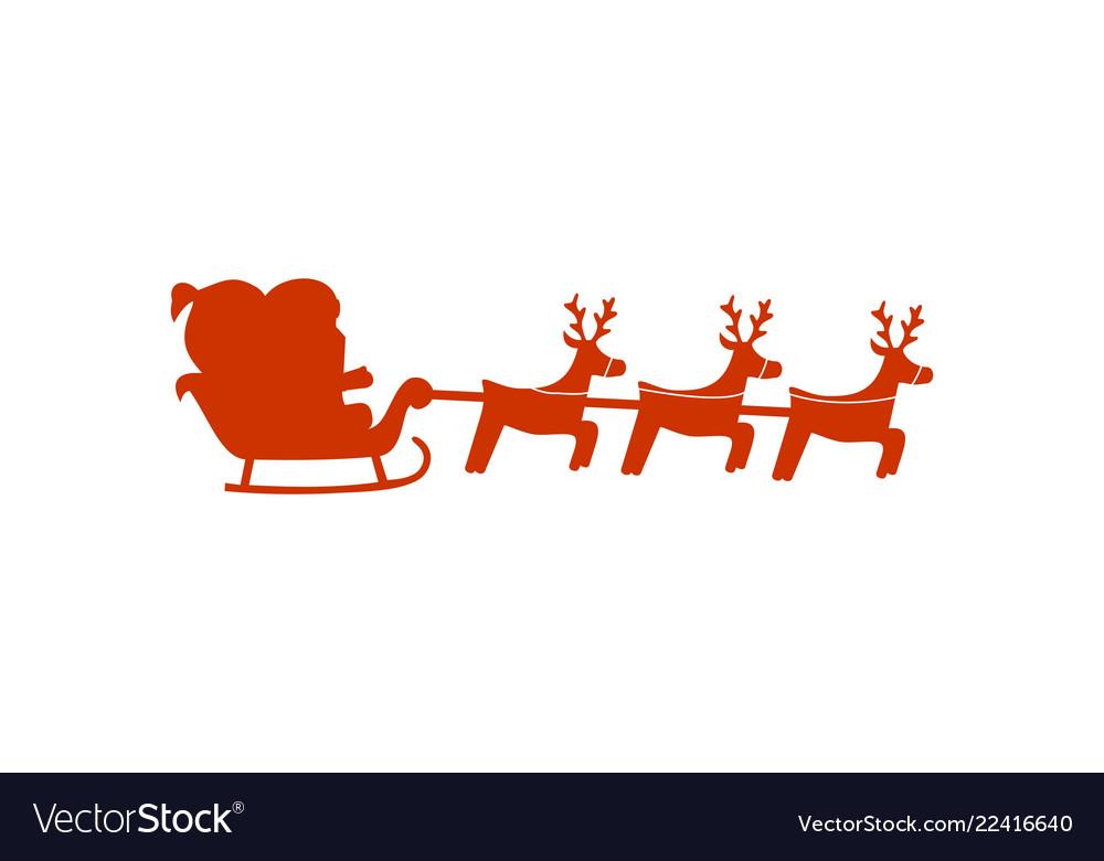 Christmas atribute logo