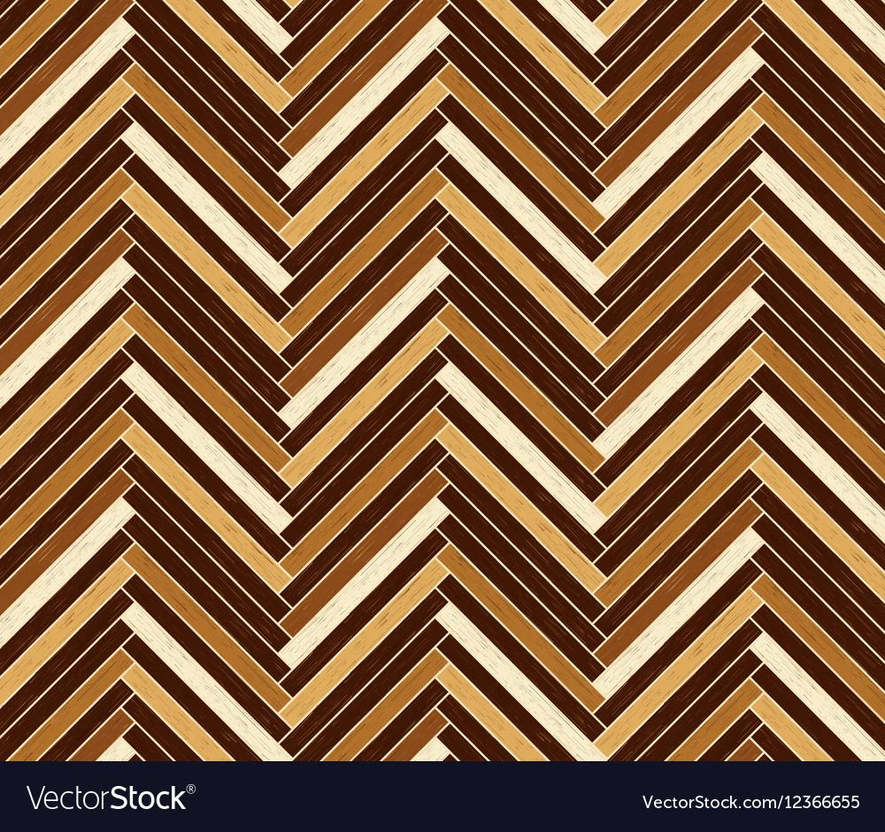 Parquet pattern in dark brown colors