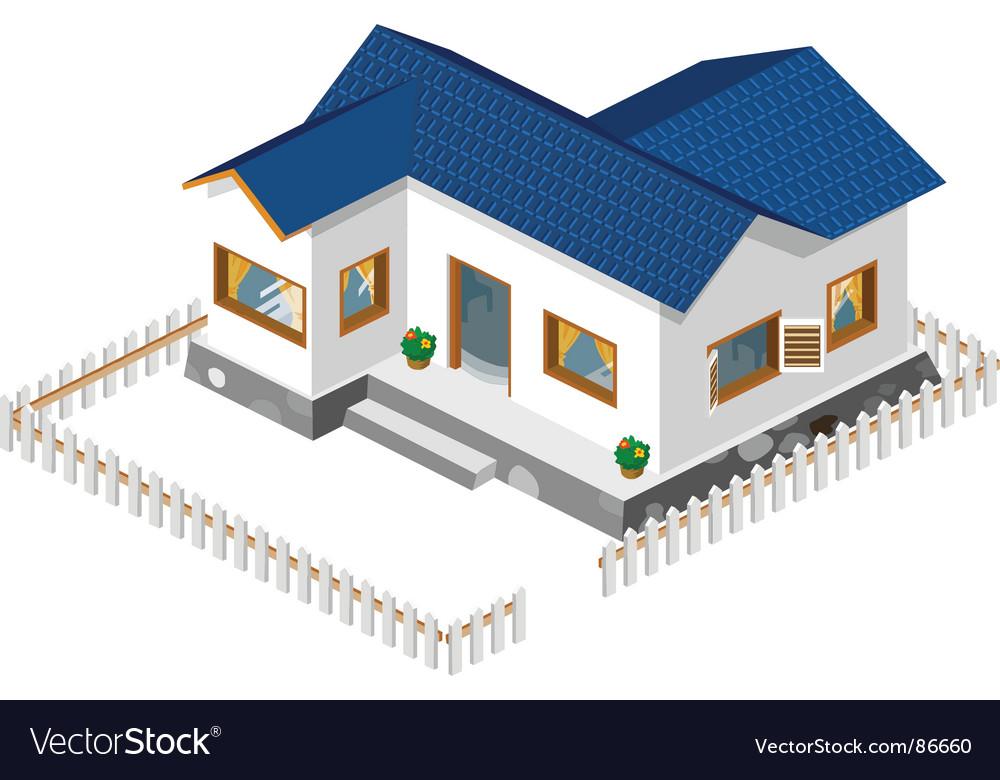 Rich house
