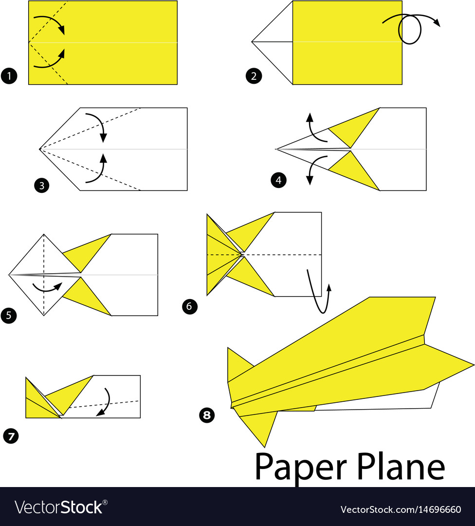 Origami Airplane Easy For Beginner | Fastest Paper Airplane - How ... | 1080x976