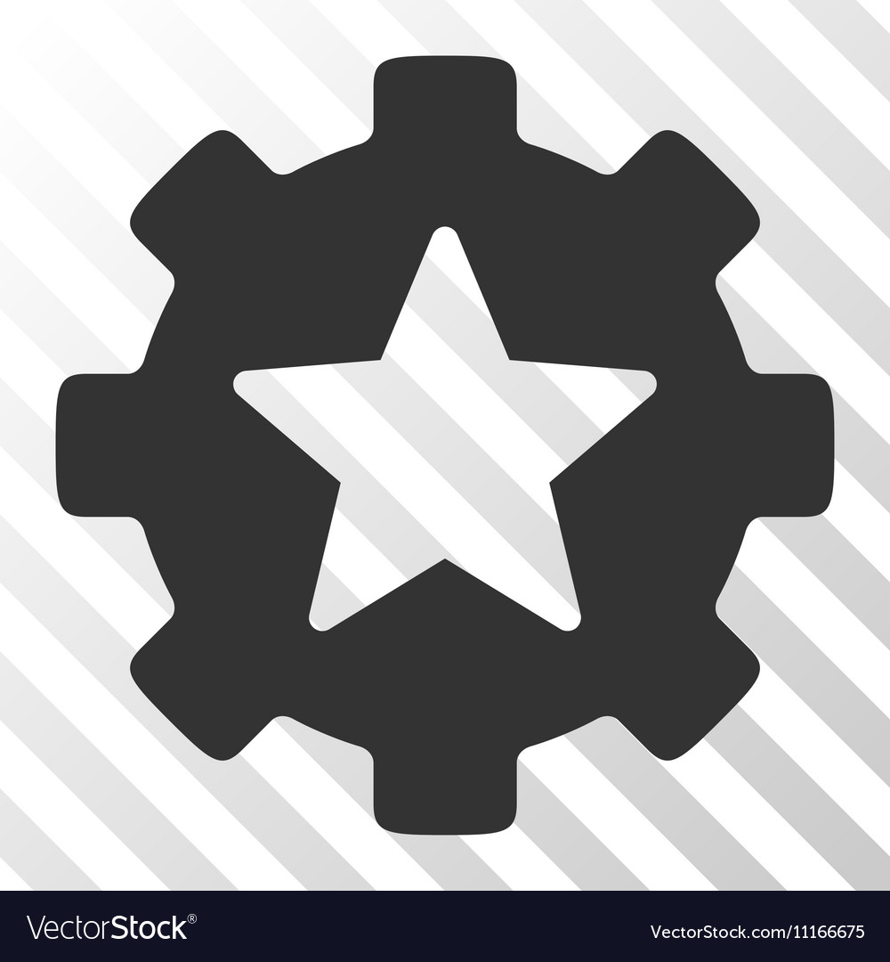 Star Favorites Options Gear Icon