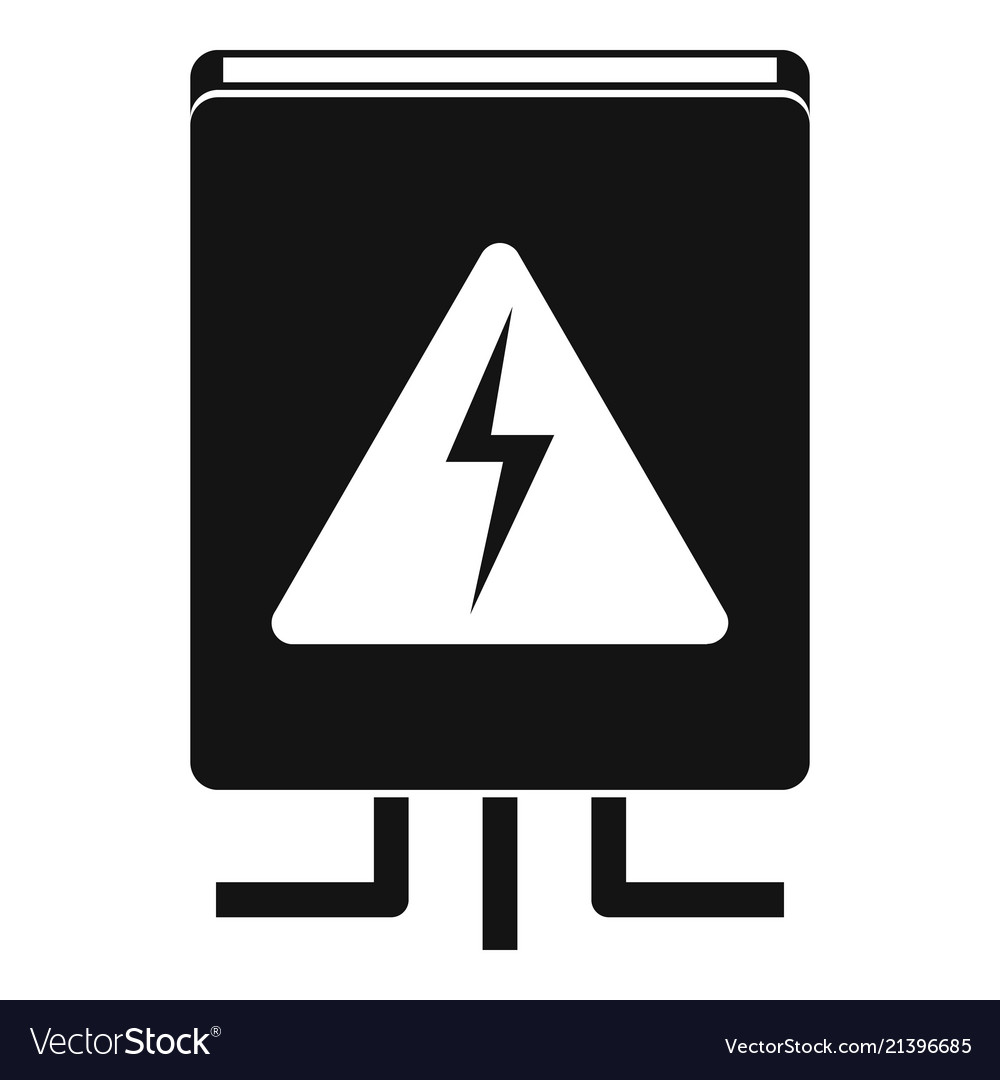 Electrical Fuse Box Icon Vector Images 35 Car Icons