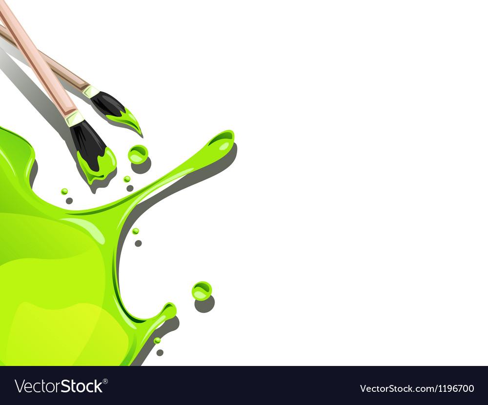 Color 047 vector image