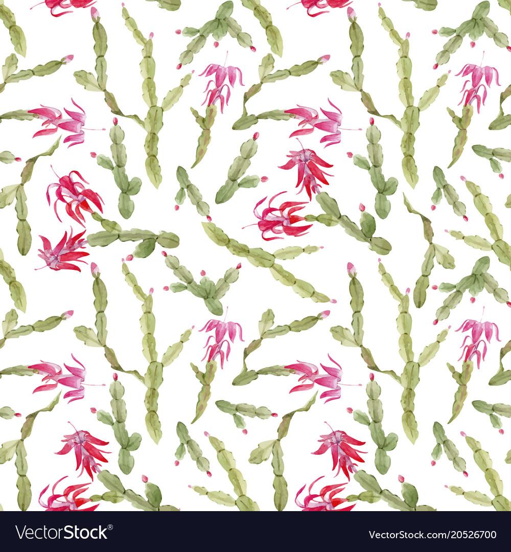 Schlumberger cactus pattern