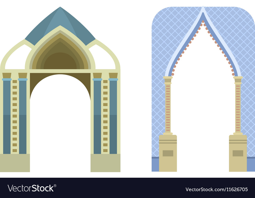 Arch construction