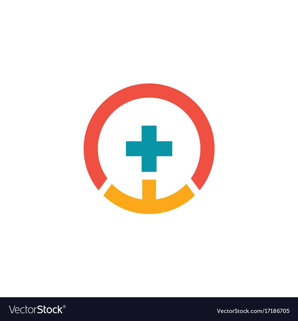 Cross medic pharmacy logo