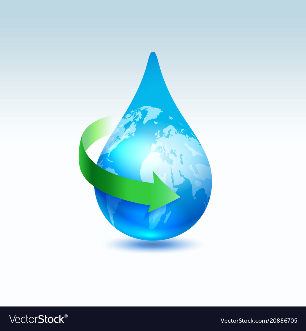 Recycle water concept