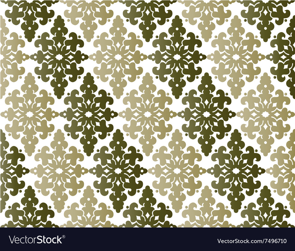Antique ottoman turkish pattern design fourty four