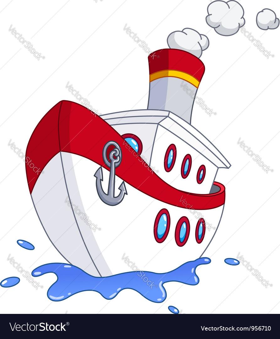 ship royalty free vector image vectorstock rh vectorstock com ship victoria-costa ship vector